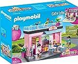 Playmobil - Mi cafe favorito, Playset de Figuras, Color Multicolor, 70015
