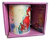 """Tazza con motivo principesse Disney """"A great love story"""""""