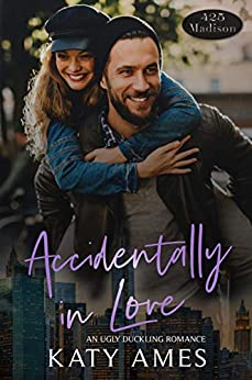 Accidentally in Love (425 Madison Avenue Book 8) by [Katy  Ames]