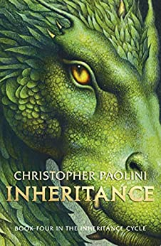 Inheritance: Book Four (The Inheritance cycle 4) (English Edition) van [Christopher Paolini]