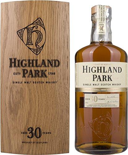 Highland Park 30 Jahre Single Malt Scotch Whisky (1 x 0.7 l)