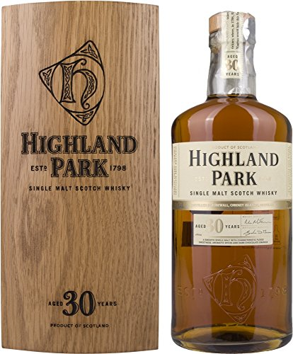 Highland Park 30 Jahre Single Malt Scotch Whisky (1 x 0.7 l)