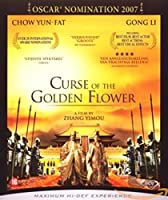 Curse Of The Golden Flower [BLU RAY]