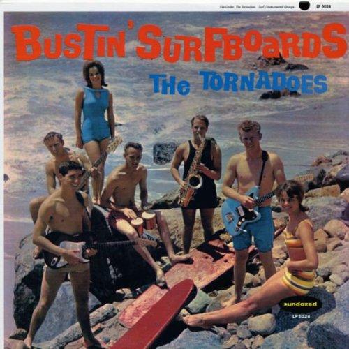 Bustin' Surfboards [Vinyl]