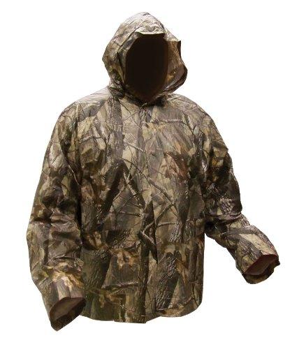 Coleman Mens Apparel Suit Pvc 10mm Pvc Rain Suit, Advantage Realtree Ap, X-Large