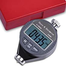 New Digital Shore Durometer Rubber Hardness Tester Meter LCD Display Type A