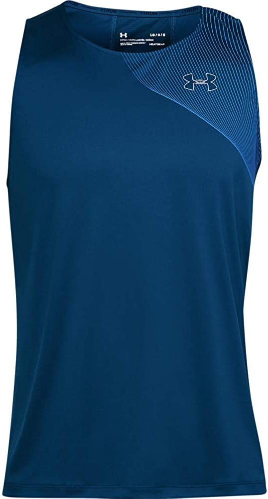 Dep/ósito Hombre Under Armour Qualifier ISO-Chill Snglt