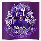 Bestofthebunch Pump Harvard Lil Kanye West College Rap Poster di Stampa Artistica da Parete per la casa !