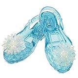 Frozen Disney Frozen Elsa Icy Blue Shoes