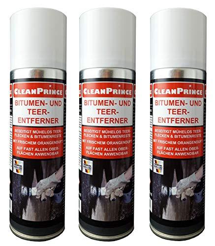 CleanPrince 3 Stück à 0,3 Liter Bild