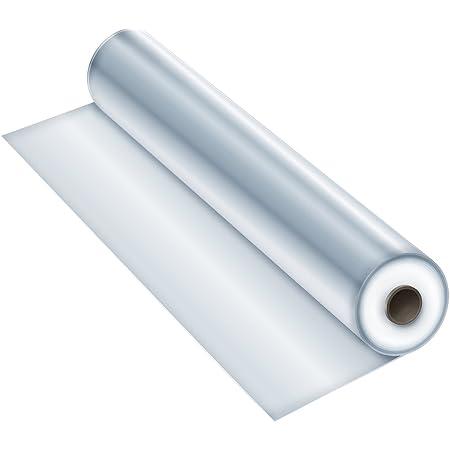 600 mm x 100 m mur film de protection autocollant r/ésistant /à la d/échirure pour d/écoration de bureau EBTOOLS Rouleau de film de protection de sol escalier