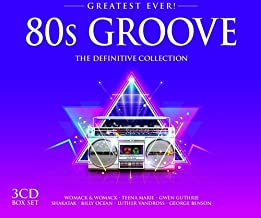 Greatest Ever 80s Groove / Various
