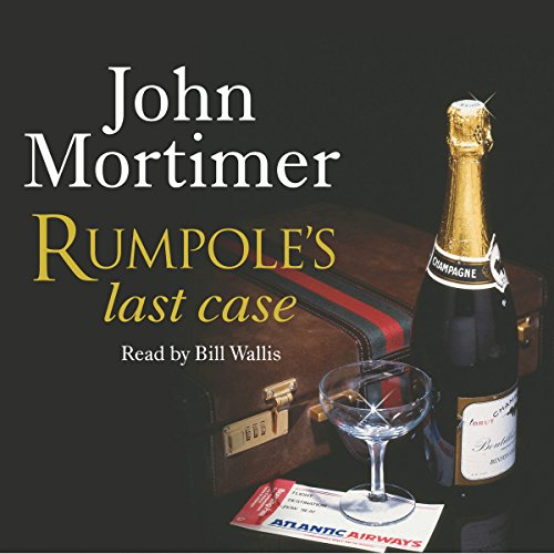 Rumpole's Last Case cover art