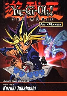 Yu-GI-Oh! the Movie Ani-Manga