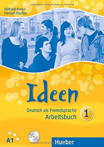 IDEEN 1 Arbeitsb.+CD z.AB.(ejerc.cicios): Arbeitsbuch 1 mit CD zum Arbeitsbuch: Vol. 1