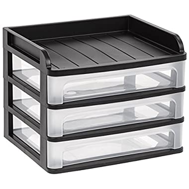 IRIS Medium Desktop Drawer System