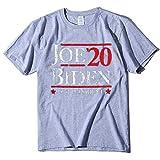 zhujiaN JOE'20 BIDEN FOR PRESIDENT 20米大統領選挙バイデンTシャツ米選挙Tシャツ