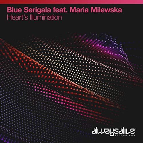 Blue Serigala feat. Maria Milewska