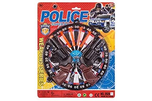 TOINSA- Police Set Armas y proyectiles, Multicolor (03-2999)