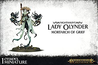 Games Workshop Warhammer AoS - Nighthaunt Lady Olynder, 40-06