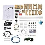 EVTSCAN Último 100-240VA 2 ejes DIY CNC XY Plotter Pluma Máquina de dibujo Robot(EU plug)