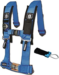 Pro Armor A114220VB P151100 Voodoo Blue 4-Point Harness 2