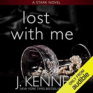 Lost With Me audiobook cover art