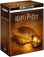 Harry Potter-L'intégrale des 8 Films [4K Ultra HD + Blu-Ray]