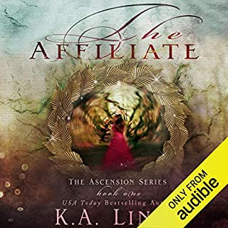 The Affiliate audiobook cover art