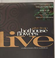Hothouse Flowers - Give It Up - 12 inch vinyl