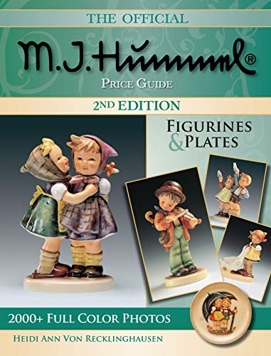 Compare Textbook Prices for The Official M.I. Hummel Price Guide: Figurines & Plates Hummel Figurines and Plates Second Edition ISBN 0074962016225 by Von Recklinghausen, Heidi Ann