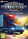 American Truck Simulator: California – Windows (PC DVD)