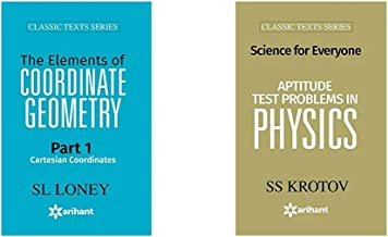 The Elements of COORDINATE GEOMETRY Part-1 Cartesian Coordinates + Science For Everyone : Aptitude Test Problem In Physics...