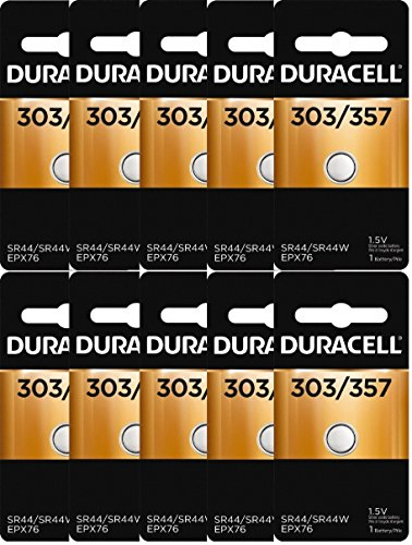 pila duracell redonda fabricante Duracell