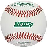 Diamond DOL-1 NFHS/NOCSAE Official League Baseball (Dozen)