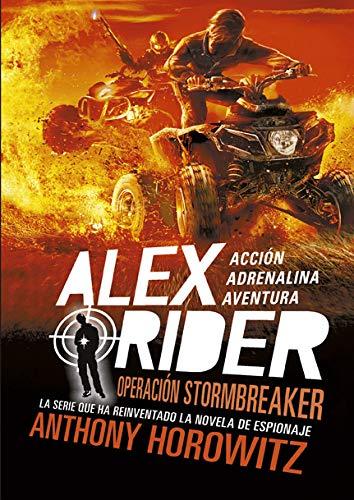 Alex Rider 1. Operación Stormbreaker: 78 (Luna roja)
