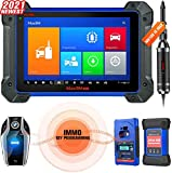 Autel MaxiIM IM608 [with MV108 Scope] Key Programming Tool 2021 Newest No IP Restriction with IMMO and Key Programmer XP400, J2534 Reprogrammer, Bi-Directional Diagnostic Scanner All Systems Diagnosis