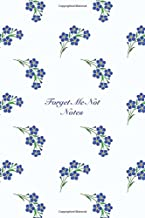 Forget Me Not Notes: 6
