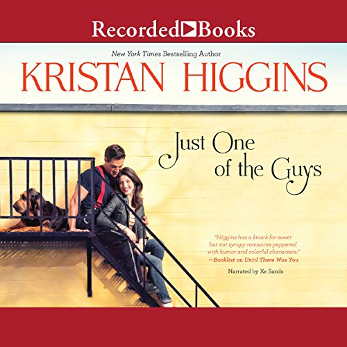 Just One of the Guys audiobook cover art