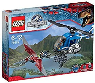75915 Lego Pteranodon Capture Jurassic World Age 6-12 / 174 Pieces /2015 Release by LEGO
