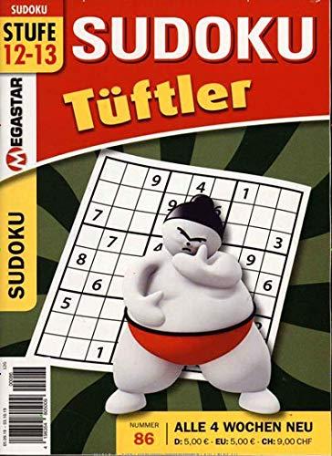 Sudoku Tüftler 86/2019 Nr. 86