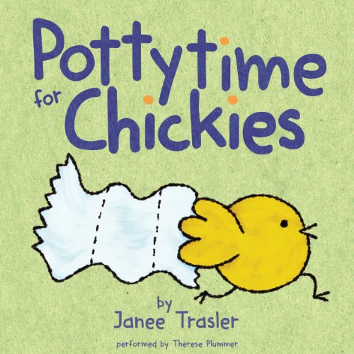 Pottytime for Chickies cover art