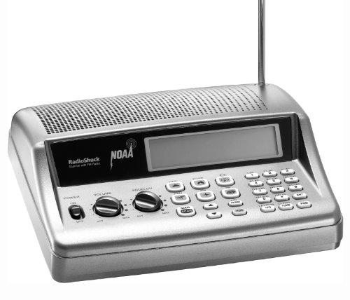 RadioShack PRO-405 200-Channel Desktop Radio Scanner