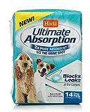Hartz Ultimate Absorption Gel Dog Pads - 14 Count