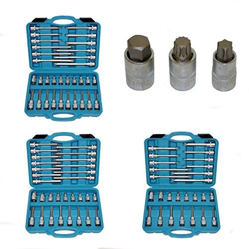 Profi-Werkzeuge 88 teilig Steckschlüssel Set 1/2