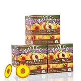 Zutec - Cápsulas de Zumo de Melocotón - Compatibles con cafeteras Nescafé Dolce Gusto®* - 3...