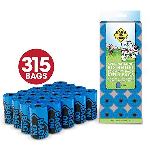 Bags on Board spatzak voordeelverpakking 315 zak