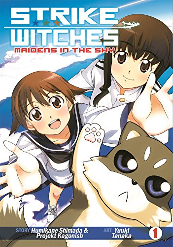 Strike Witches Maidens in the Sky 1