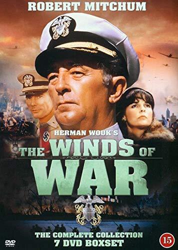 The Winds of War - 7-DVD Set ( Herman Wouk's The Winds of War ) [ NON-USA FORMAT, PAL, Reg.0 Import - Sweden ]