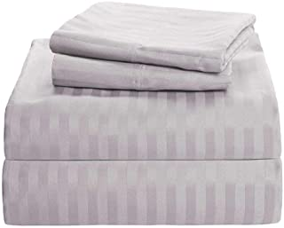 Eless Bedding Bed Sheets Set Olympic Queen 66